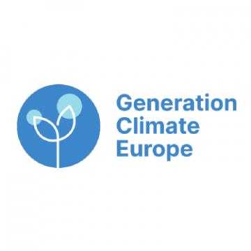Generation climate europe logo