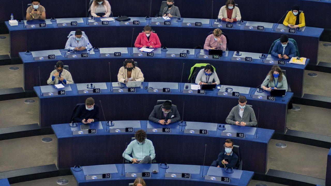 018-(C) European Union 2021 _ Dysturb _ Chauvin Guillaume _ 2