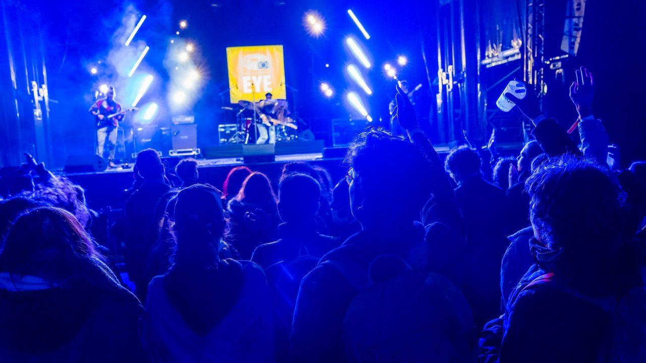 European Youth Event (EYE 2021) - EYE village concert