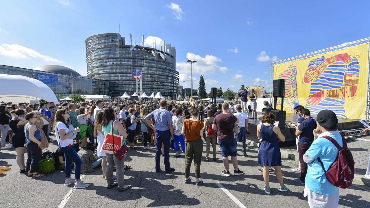 European Youth Event #EYE2018 - Opening Ceremony : Come together