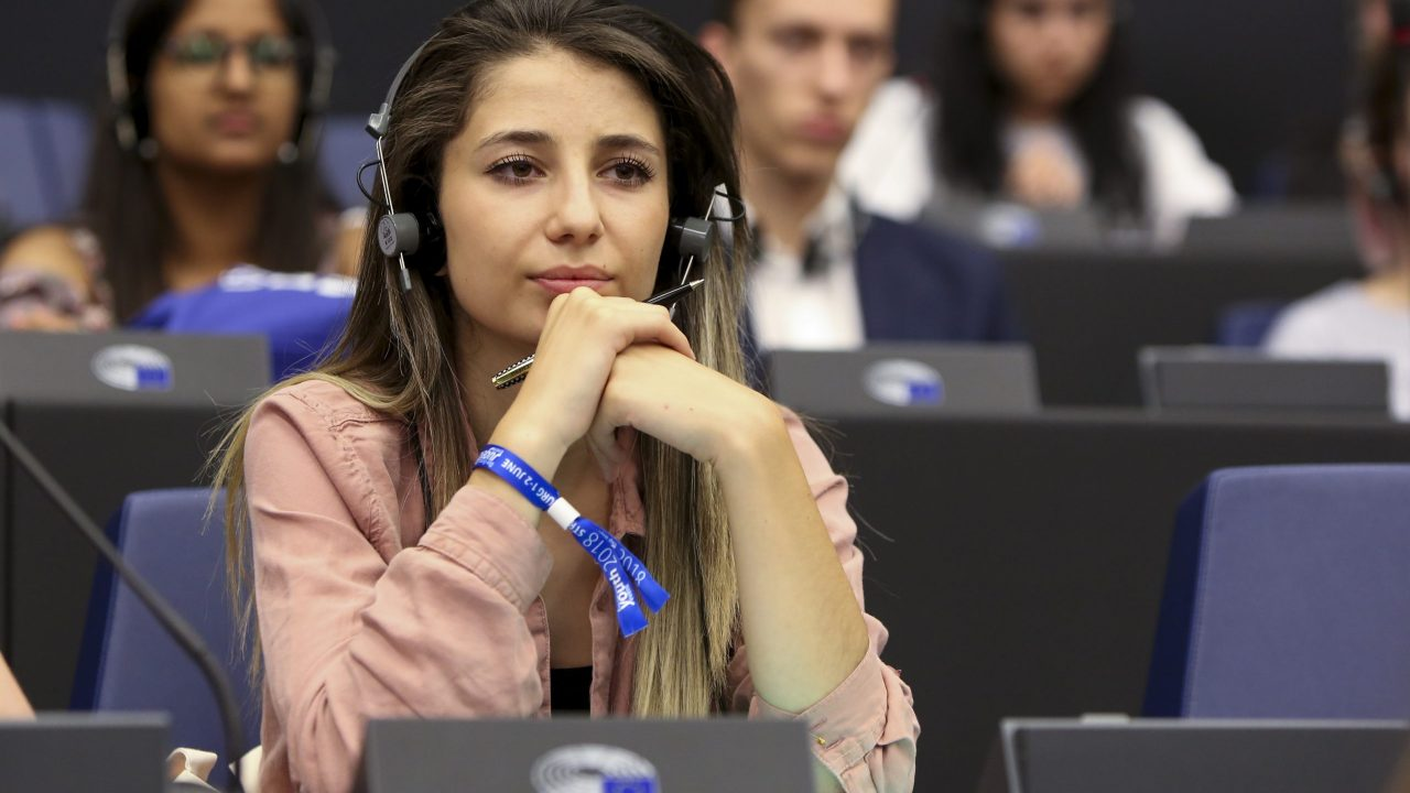European Youth Event #EYE2018