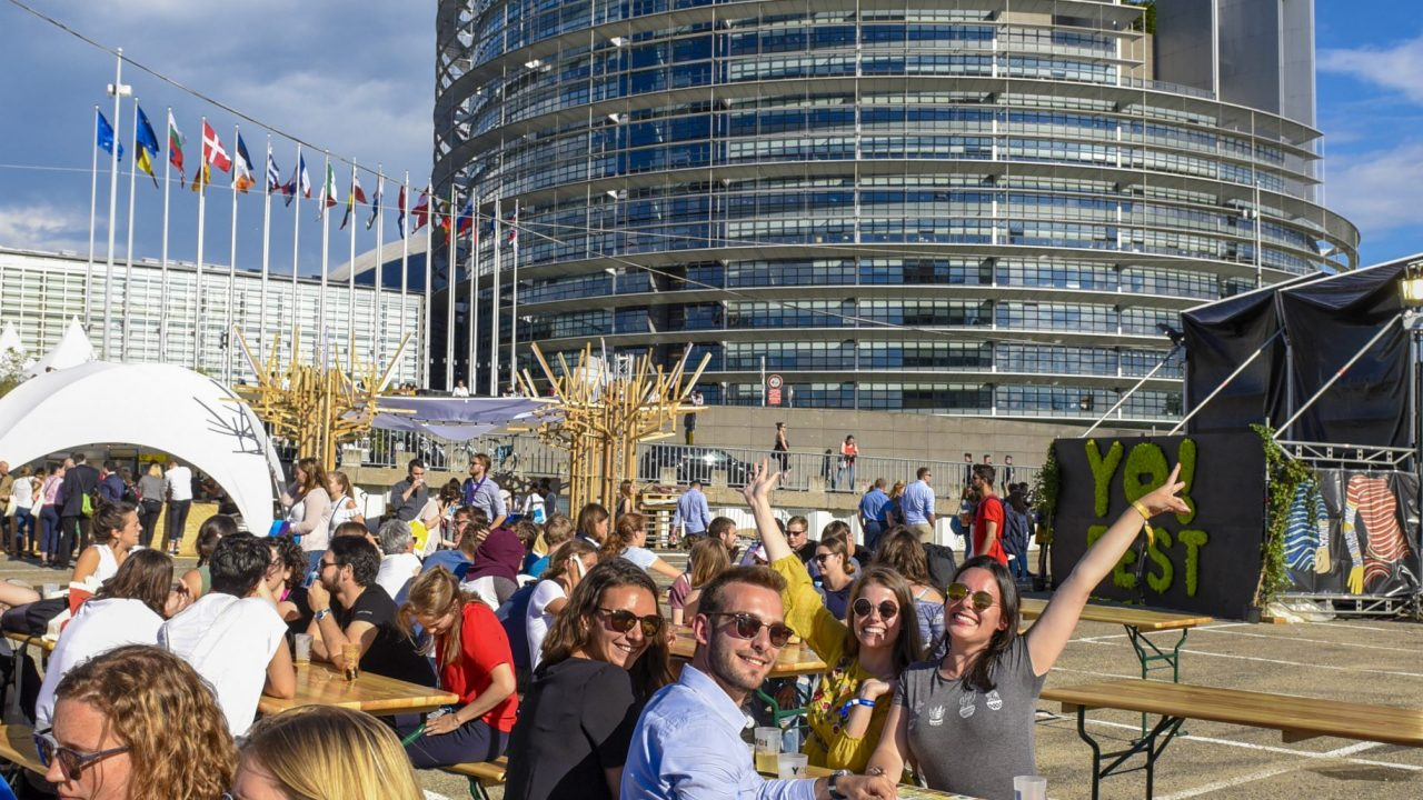 European Youth Event #EYE2018 - 