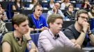 European Youth Event 2018 - #EYE2018 - Talk SAFE AND DANGEROUS: staying alive in turbulent times 'Sakharov prize: Voices of humanity'