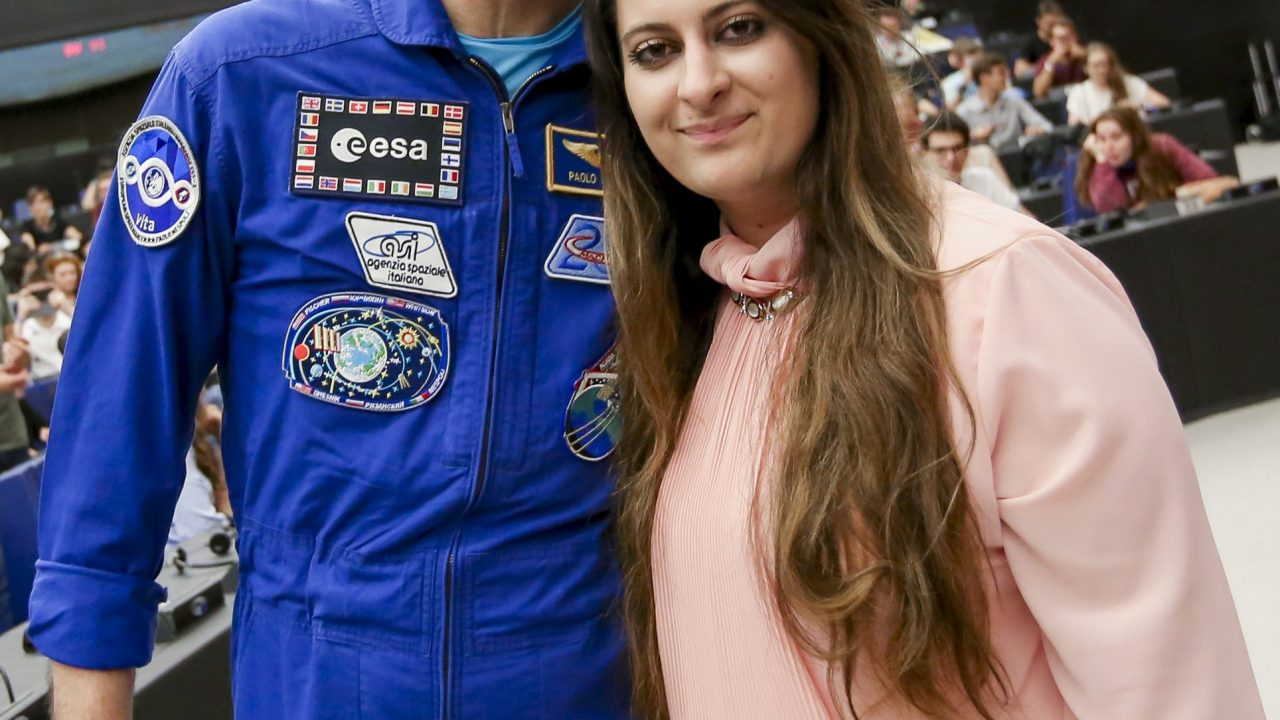 European Youth Event 2018 - #EYE2018 - Talk LOCAL AND GLOBAL: protecting our planet ' A spacewalker's life: Zero gravity and a hundred new horizons '
