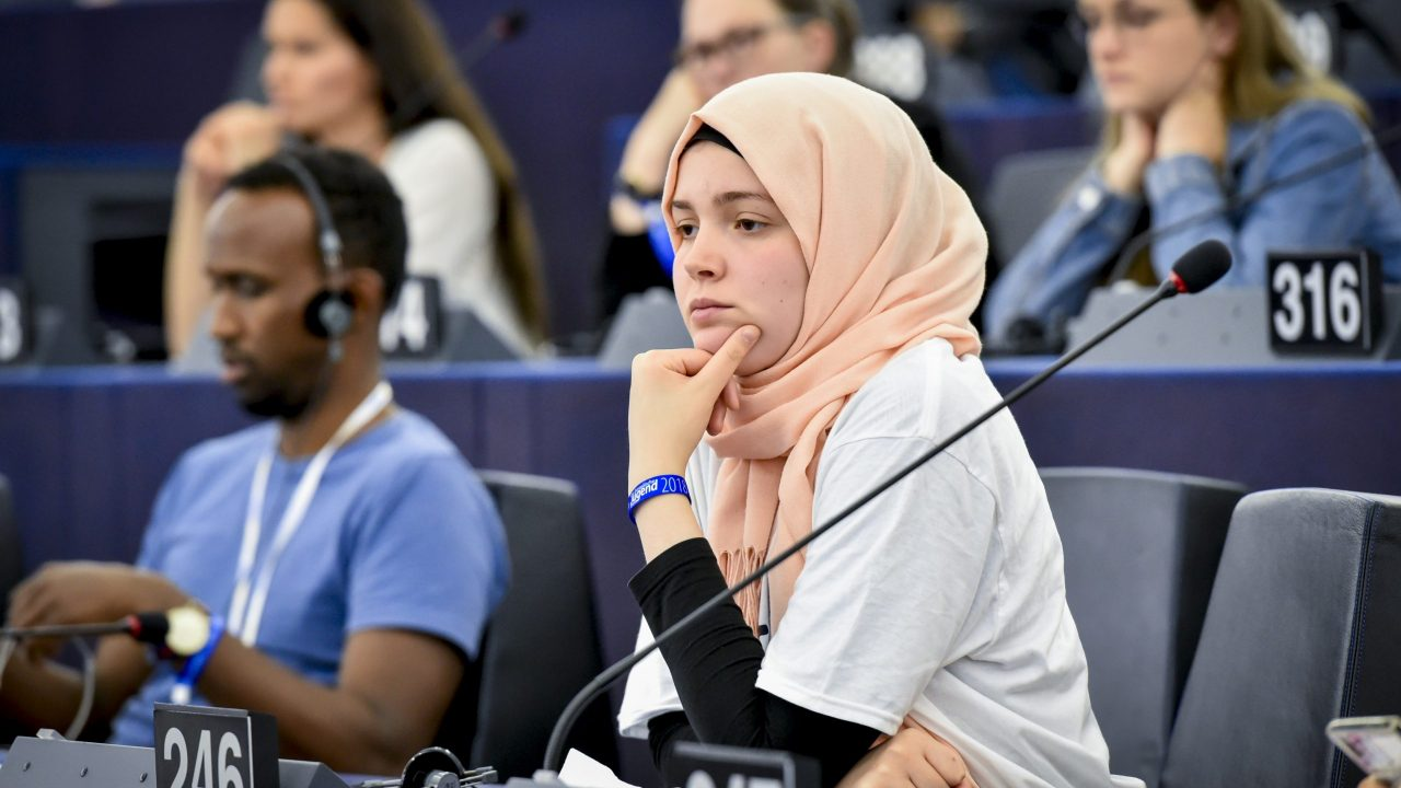 Participants at EYE2018
